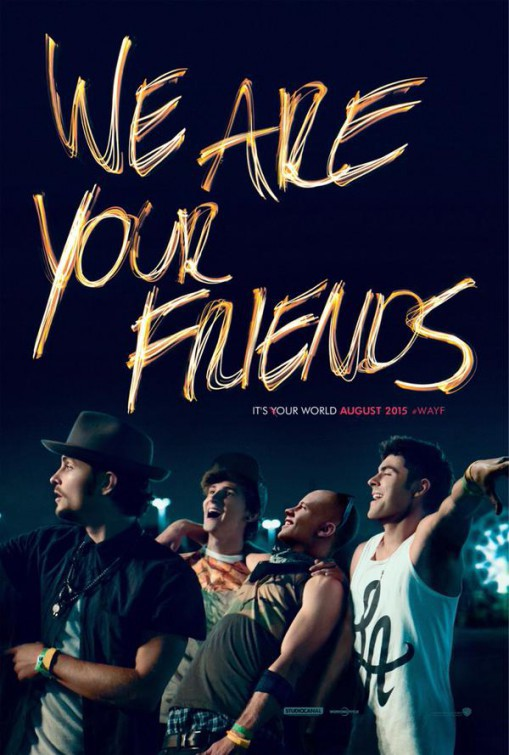 We Are Your Friends (2015) Technical Specifications
