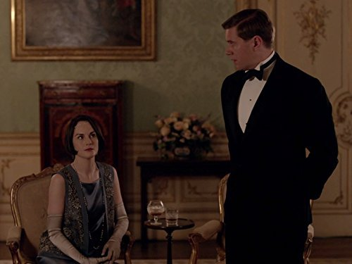 """Downton Abbey"" Episode #5.8 