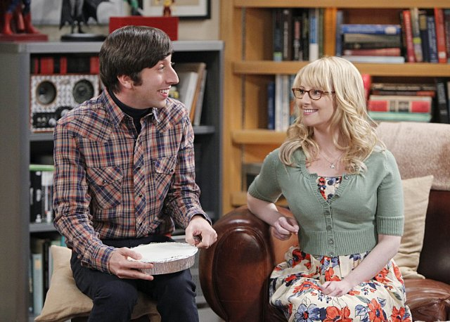 """The Big Bang Theory"" The Hook-up Reverberation 