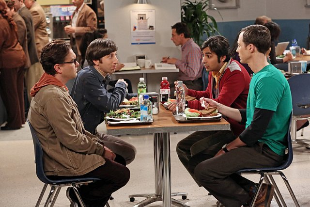 """The Big Bang Theory"" The Focus Attenuation Technical Specifications"