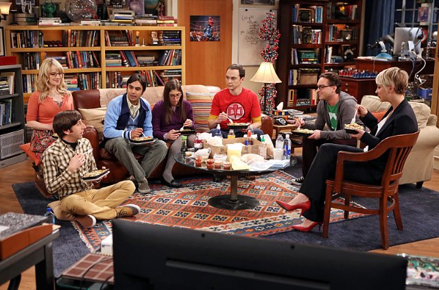 """The Big Bang Theory"" The Expedition Approximation 