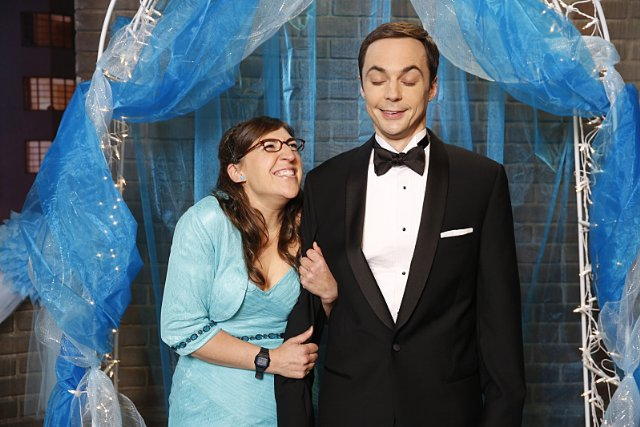 """The Big Bang Theory"" The Prom Equivalency 