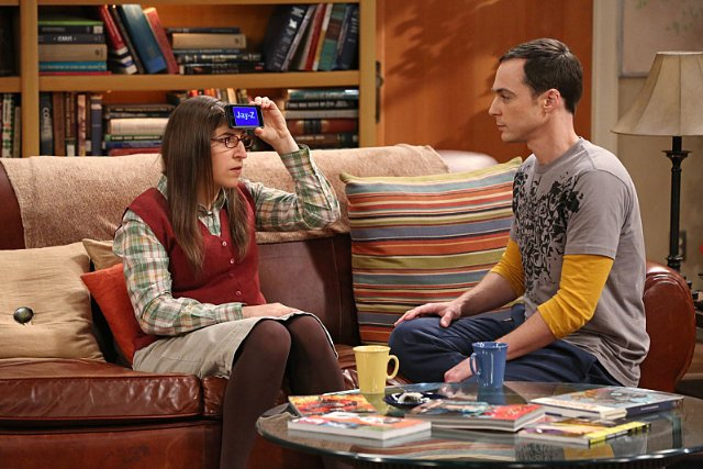 """The Big Bang Theory"" The Septum Deviation Technical Specifications"