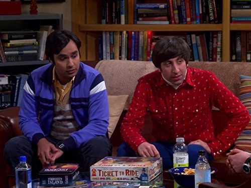 """The Big Bang Theory"" The Anxiety Optimization Technical Specifications"