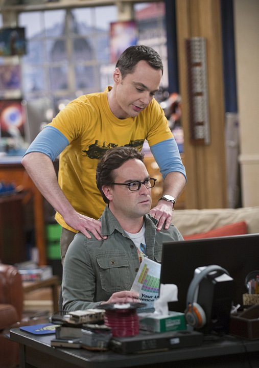 """The Big Bang Theory"" The Leftover Thermalization Technical Specifications"