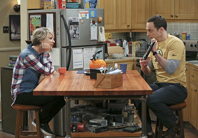 """The Big Bang Theory"" The Communication Deterioration Technical Specifications"