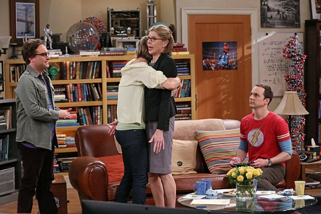 """The Big Bang Theory"" The Maternal Combustion Technical Specifications"
