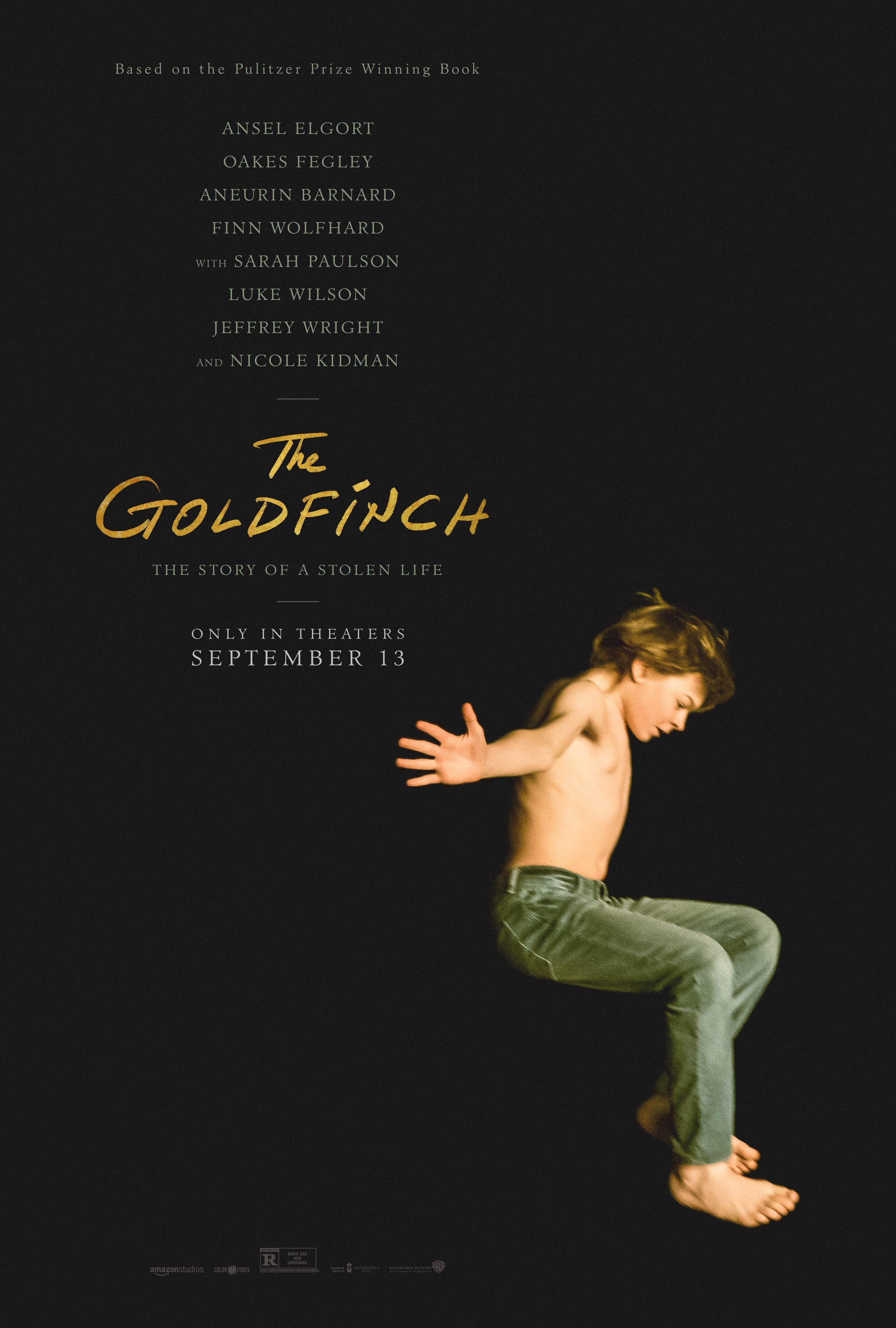 The Goldfinch (2019)  Technical Specifications