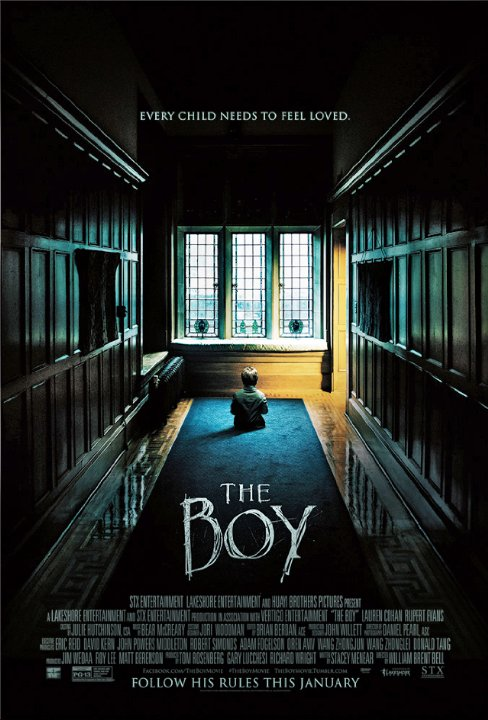The Boy | ShotOnWhat?