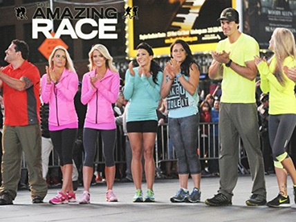 """The Amazing Race"" Go Big or Go Home Technical Specifications"