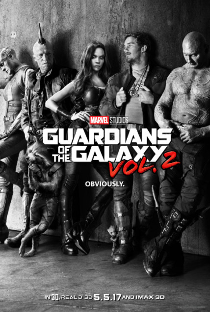 Guardians of the Galaxy Vol. 2 Technical Specifications