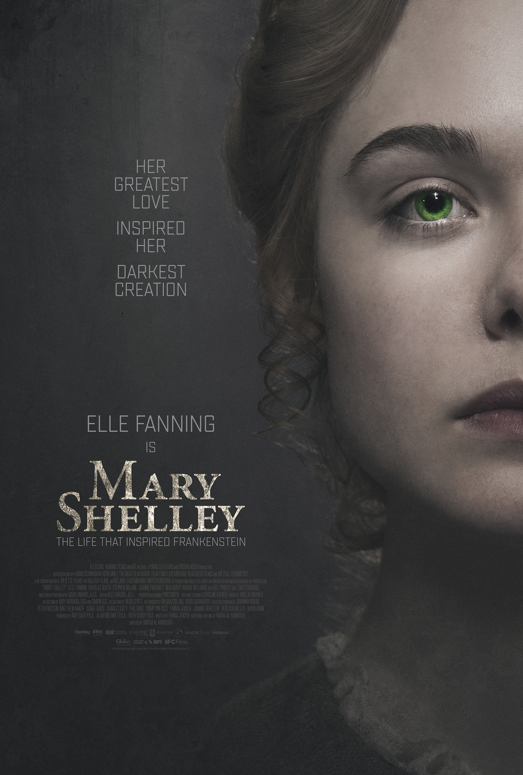 Mary Shelley (2017)  Technical Specifications