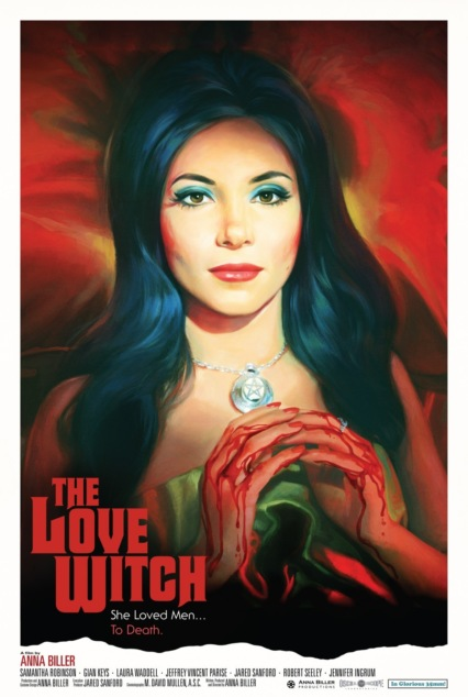 The Love Witch Technical Specifications