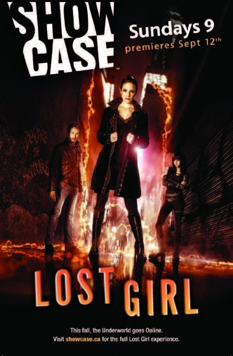 """Lost Girl"" End of Faes Technical Specifications"