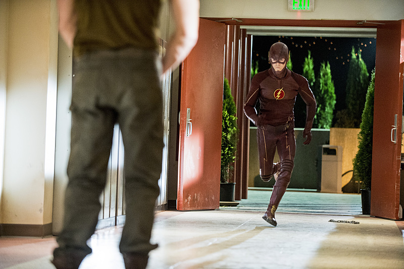 """The Flash"" The Flash Is Born 
