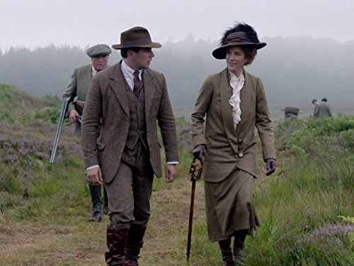 """Downton Abbey"" A Moorland Holiday 