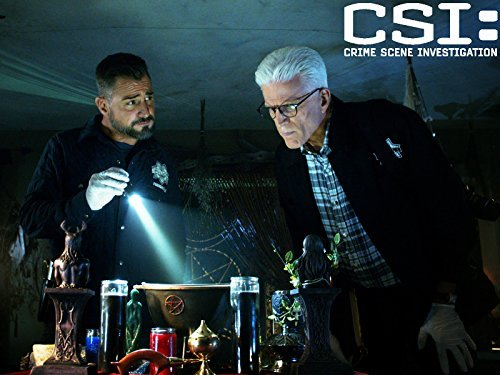 """CSI: Crime Scene Investigation"" The Book of Shadows 