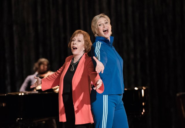 """Glee"" The Rise and Fall of Sue Sylvester 