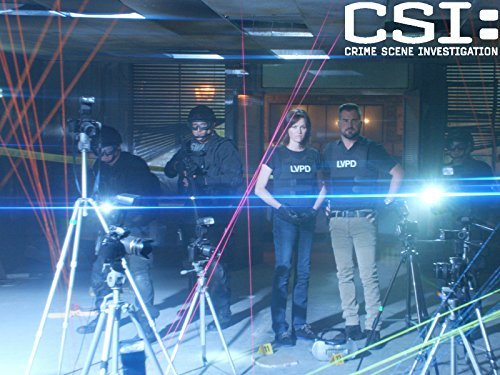 """CSI: Crime Scene Investigation"" The Twin Paradox 
