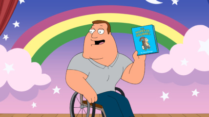 """Family Guy"" The Book of Joe Technical Specifications"