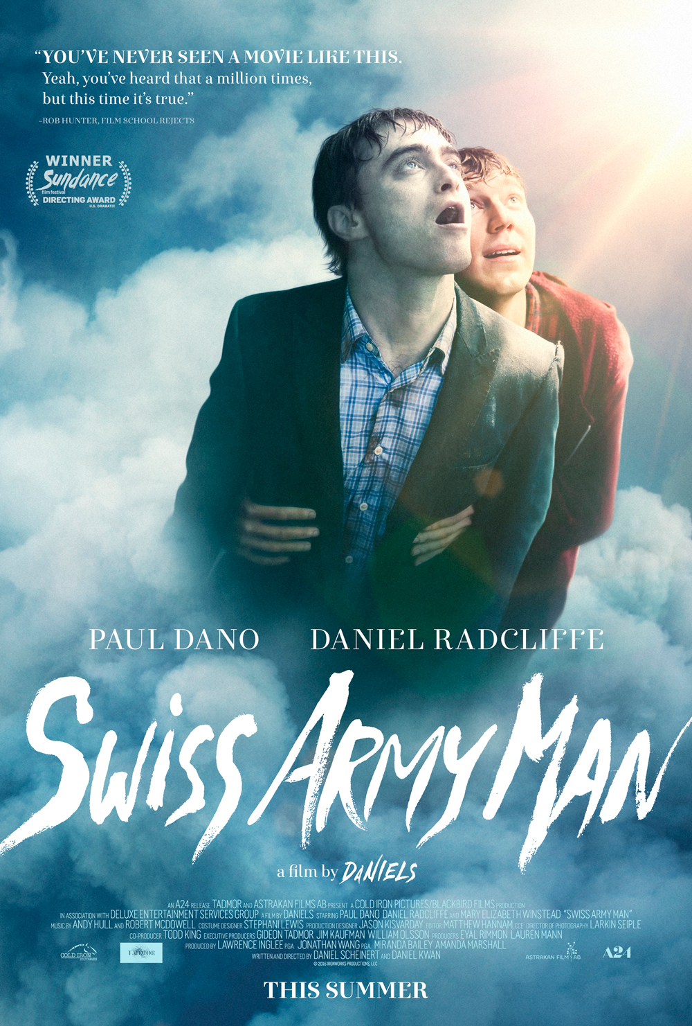 Swiss Army Man (2016) Technical Specifications