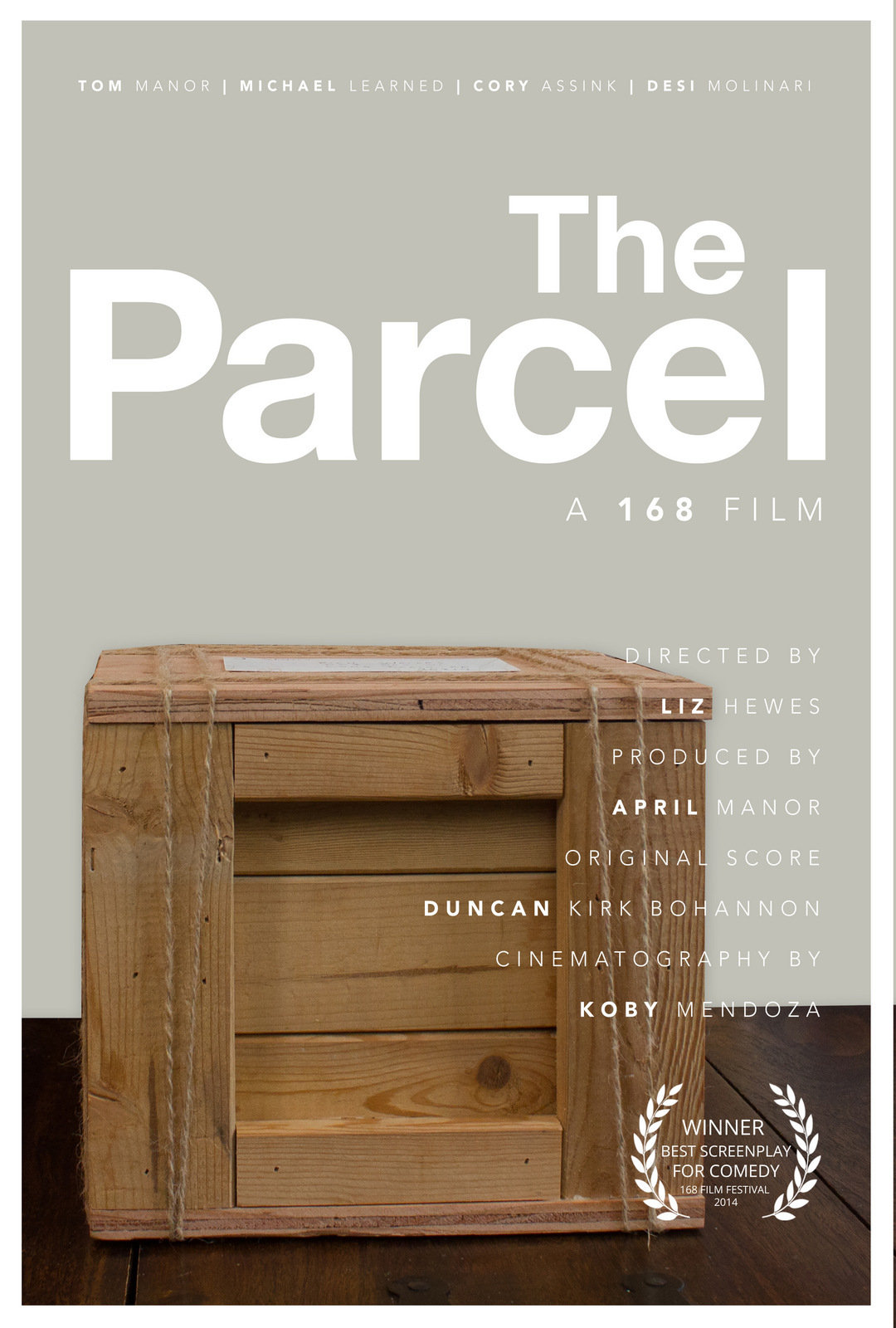 The Parcel (2014) (Short) Technical Specifications