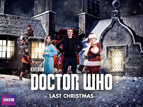 """Doctor Who"" Last Christmas 
