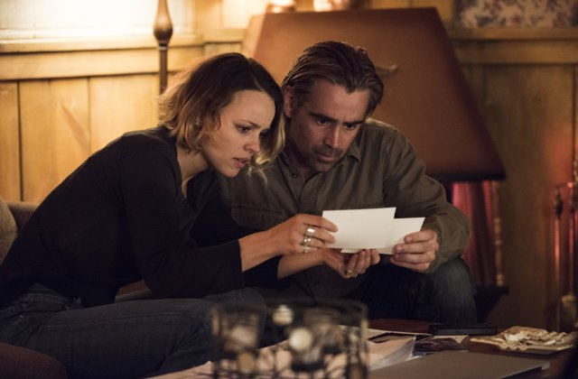 """True Detective"" Black Maps and Motel Rooms 