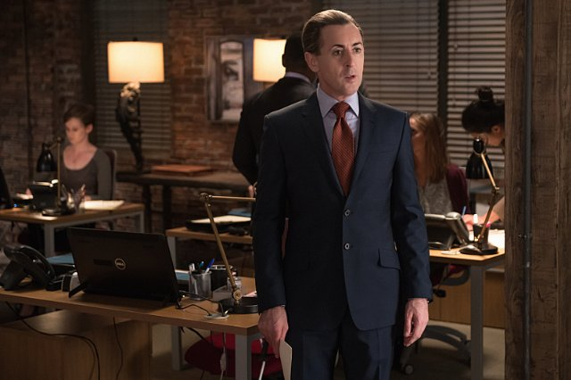 """The Good Wife"" Shiny Objects 
