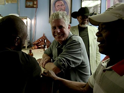"""Anthony Bourdain: Parts Unknown"" The Bronx Technical Specifications"