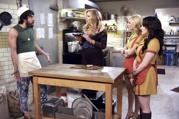 """2 Broke Girls"" And the DJ Face Technical Specifications"
