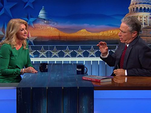 """The Daily Show"" Wendy Davis"