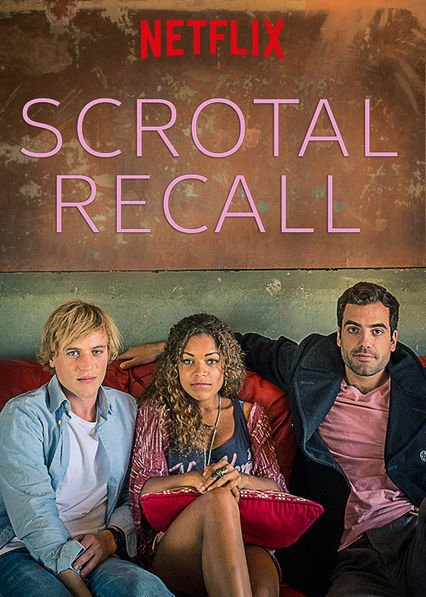"""Scrotal Recall"" Bethany 
