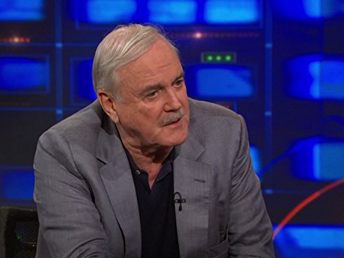 """The Daily Show"" John Cleese"