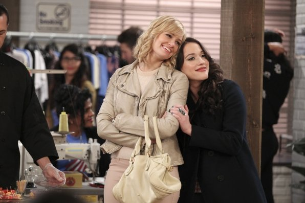 """2 Broke Girls"" And the Fun Factory 