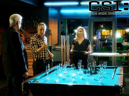 """CSI: Crime Scene Investigation"" Dead Rails Technical Specifications"