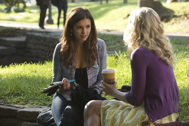 """The Vampire Diaries"" Do You Remember the First Time? 
