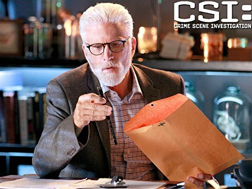 """CSI: Crime Scene Investigation"" The End Game 