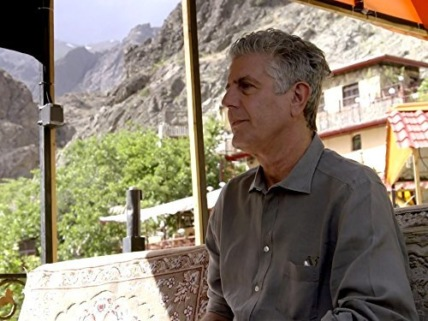 """Anthony Bourdain: Parts Unknown"" Iran Technical Specifications"