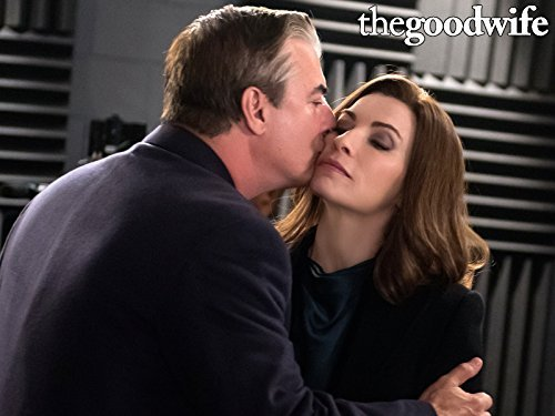 """The Good Wife"" Sticky Content 