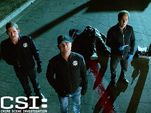 """CSI: Crime Scene Investigation"" Angle of Attack 