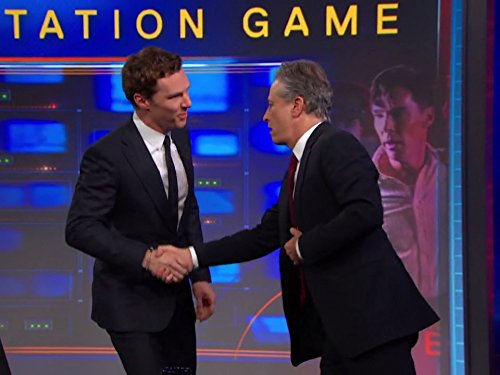 """The Daily Show"" Benedict Cumberbatch"