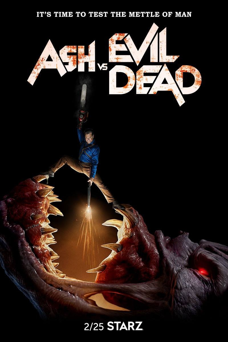 Ash vs Evil Dead (2015) Technical Specifications