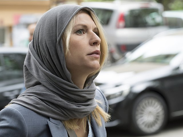 """Homeland"" Separation Anxiety"