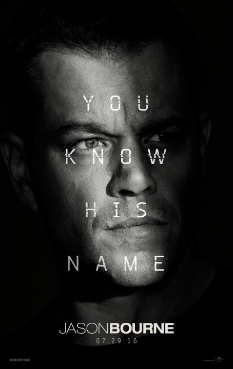 Jason Bourne | ShotOnWhat?