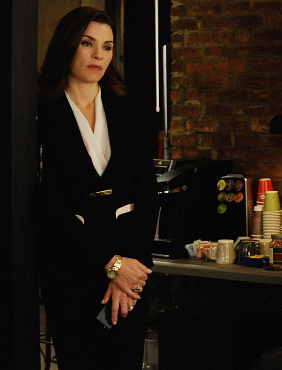 """The Good Wife"" The Trial 
