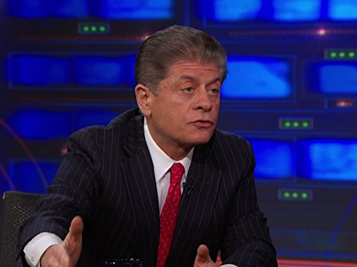 """The Daily Show"" Andrew Napolitano"