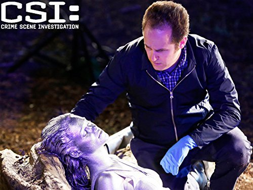 """CSI: Crime Scene Investigation"" The Last Ride 