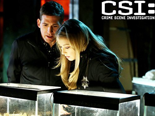 """CSI: Crime Scene Investigation"" Under My Skin 