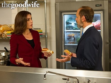 """The Good Wife"" The Debate Technical Specifications"